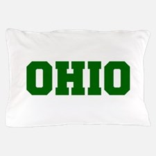OHIO-Fre d green 600 Pillow Case