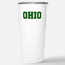 OHIO-Fre d green 600 Travel Mug