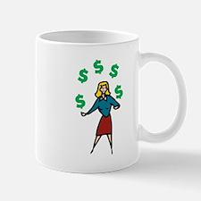 Juggling Money Mugs
