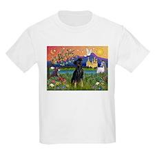 Fantasy Land & Min. Pinscher T-Shirt