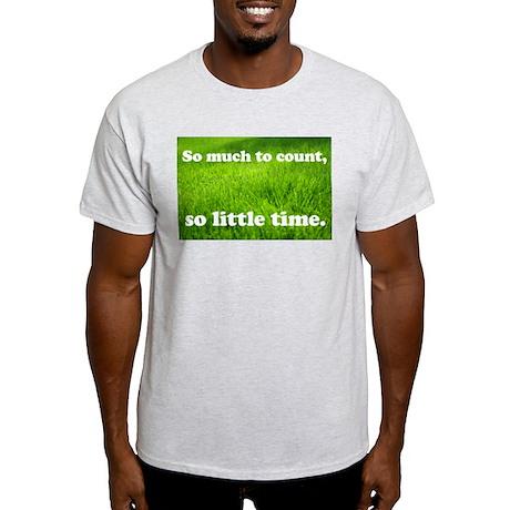 Grass-counting Light T-Shirt