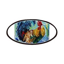 Rooster Patch