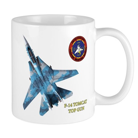 US Navy Fighter Weapons Schoo Mug