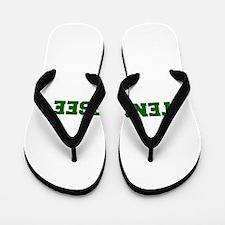 TENNESSEE-Fre d green 600 Flip Flops