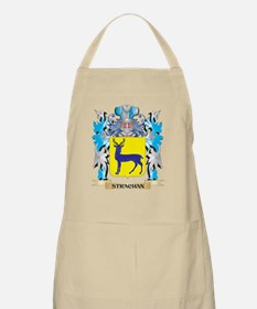 Strachan Coat of Arms - Family Crest Apron