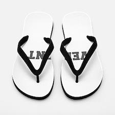 VERMONT-Fre gray 600 Flip Flops
