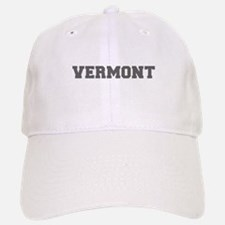 VERMONT-Fre gray 600 Baseball Baseball Baseball Cap