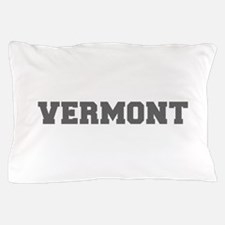 VERMONT-Fre gray 600 Pillow Case