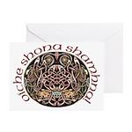 Gaelic Celtic Design Halloween Cards (10)
