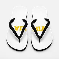 VIRGINIA-Fre gold 600 Flip Flops