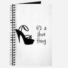 Shoe Thing Journal
