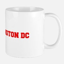 WASHINGTON DC-Fre red 600 Mugs