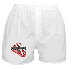 Personal Trainer Boxer Shorts