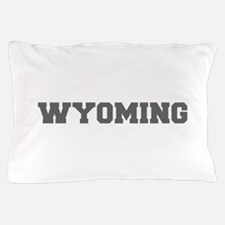 WYOMING-Fre gray 600 Pillow Case