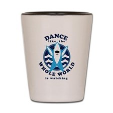 Left Shark MVP Dancing Shot Glass