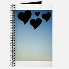 Cute Love sentiments Journal