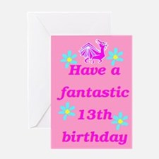 Fantastic 13th Birthday Card