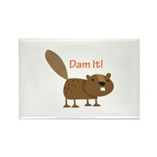Damn it Beaver! Magnets