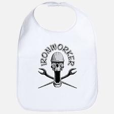 Ironworker Skull Bib