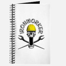 Ironworker Skull 2 Journal