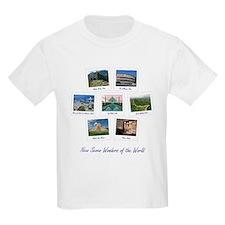 Seven Wonders World T-Shirt