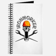 Ironworker Skull 3 Journal