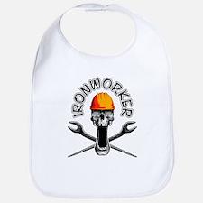 Ironworker Skull 3 Bib