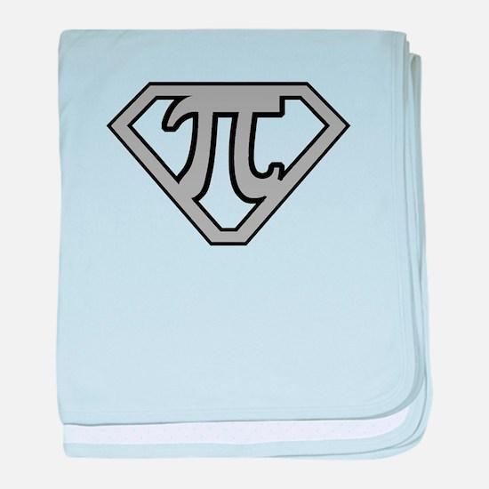 Super Pi baby blanket