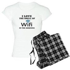 I Love The Smell Of Wifi in Pajamas