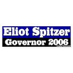 Spitzer for Governor Bumper Sticker