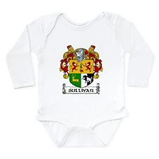 Cute Irish history Long Sleeve Infant Bodysuit