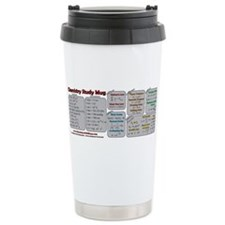 Cute Periodic table Stainless Steel Travel Mug