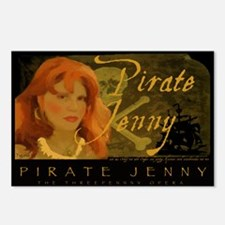 Pirate Jenny Postcards (Package of 8)
