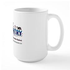 Business card design  Mug