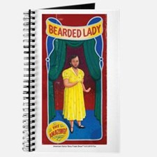 AHS Freak Show Bearded Lady Journal