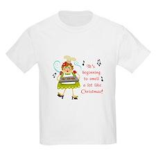 SMELLS LIKE CHRISTMAS T-Shirt