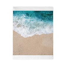 Summer Beach Twin Duvet