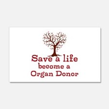 Save A Life Wall Decal