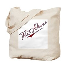 'Port Dover Script' Tote Bag