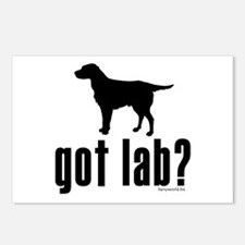 got lab? Postcards (Package of 8)