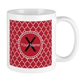 Personalized monogram Standard Mugs (11 Oz)