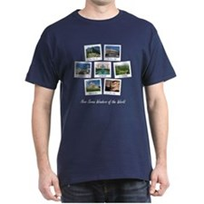 7 Wonders of the World T-Shirt (several colors)