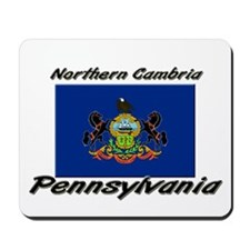 Northern Cambria Pennsylvania Mousepad