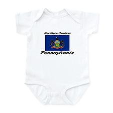 Northern Cambria Pennsylvania Infant Bodysuit