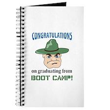 BOOT CAMP GRADUATE Journal