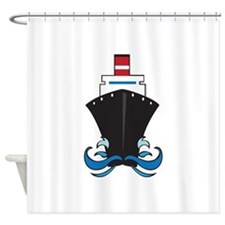 LUXERY LINER Shower Curtain