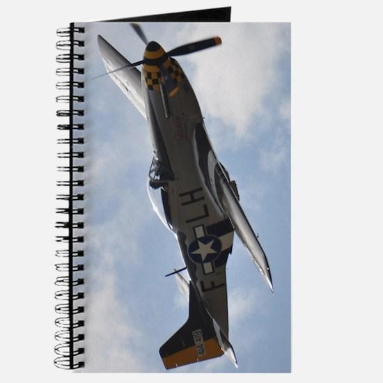 P-51d Mustang Journal