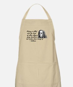 Sound of History Apron