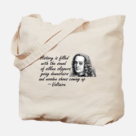 Sound of History Tote Bag
