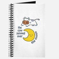 cow jumped over the moon Journal
